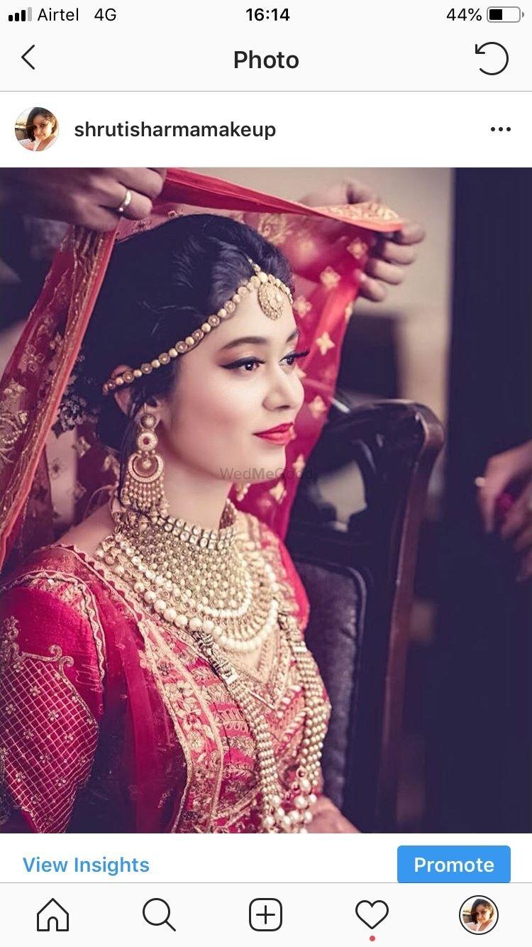 Photo From Shavya - By Shruti and Yashaswini Bridal Makeup