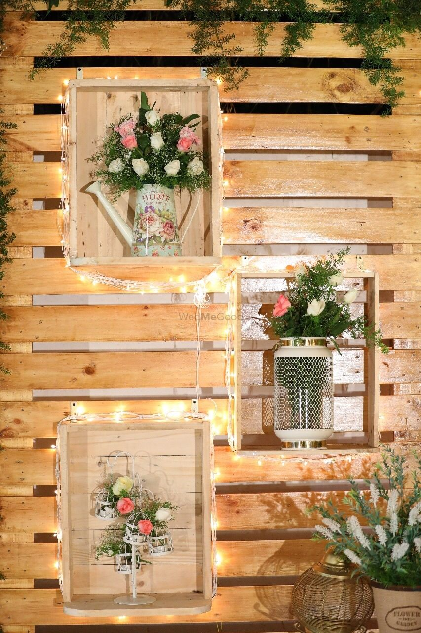 Photo From RUSTIC RECEPTION  - By The Tailored Tale