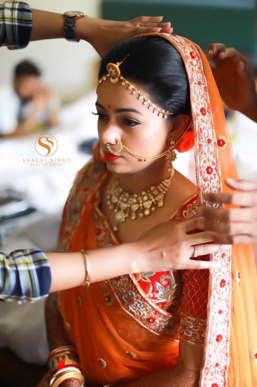 Photo From Sneha's wedding - By Makeover by Shachi Singh