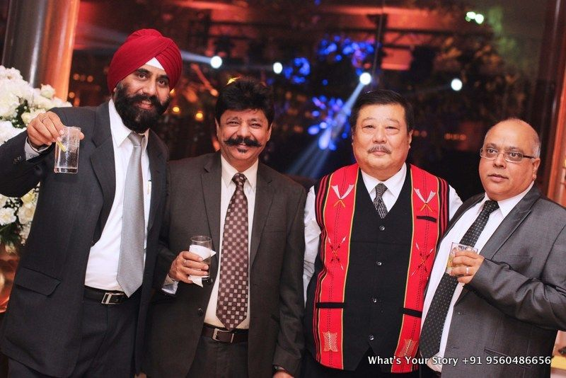 Photo From Nikhil And Sasha Reception - By What's Your Story!