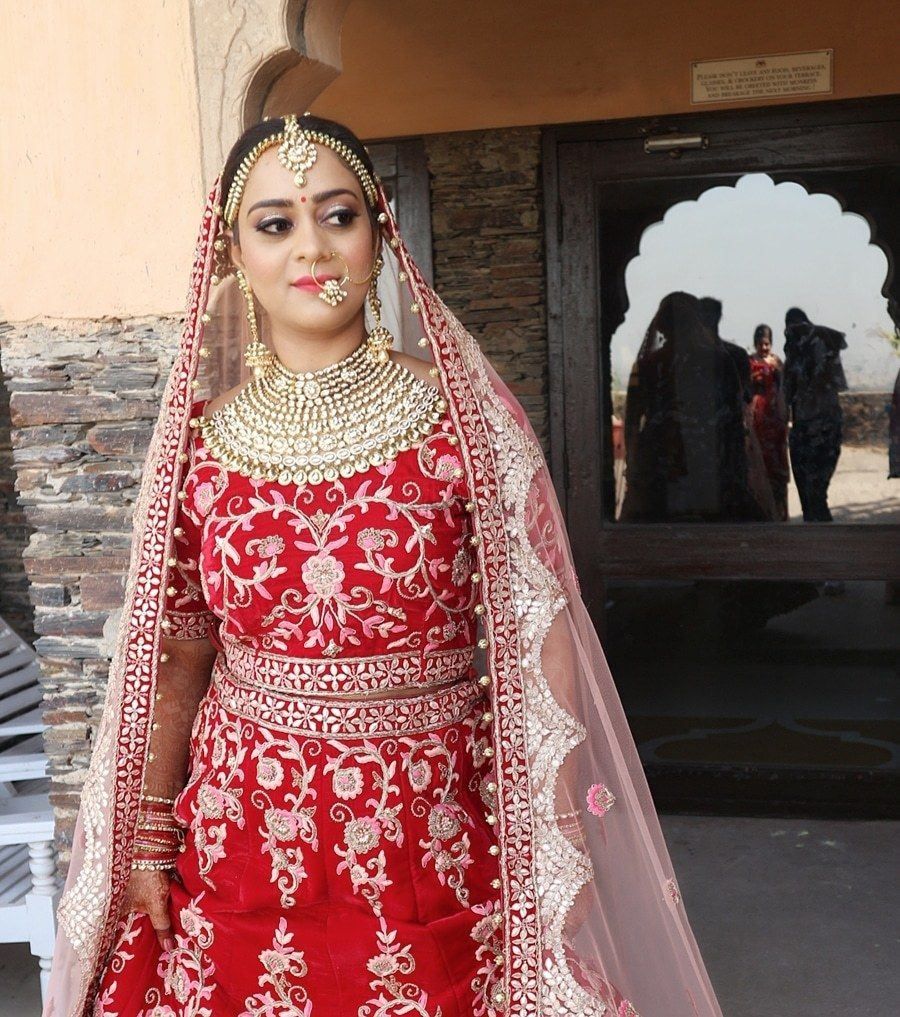 Photo From swati - By Divya Jaitly Makeup Artist