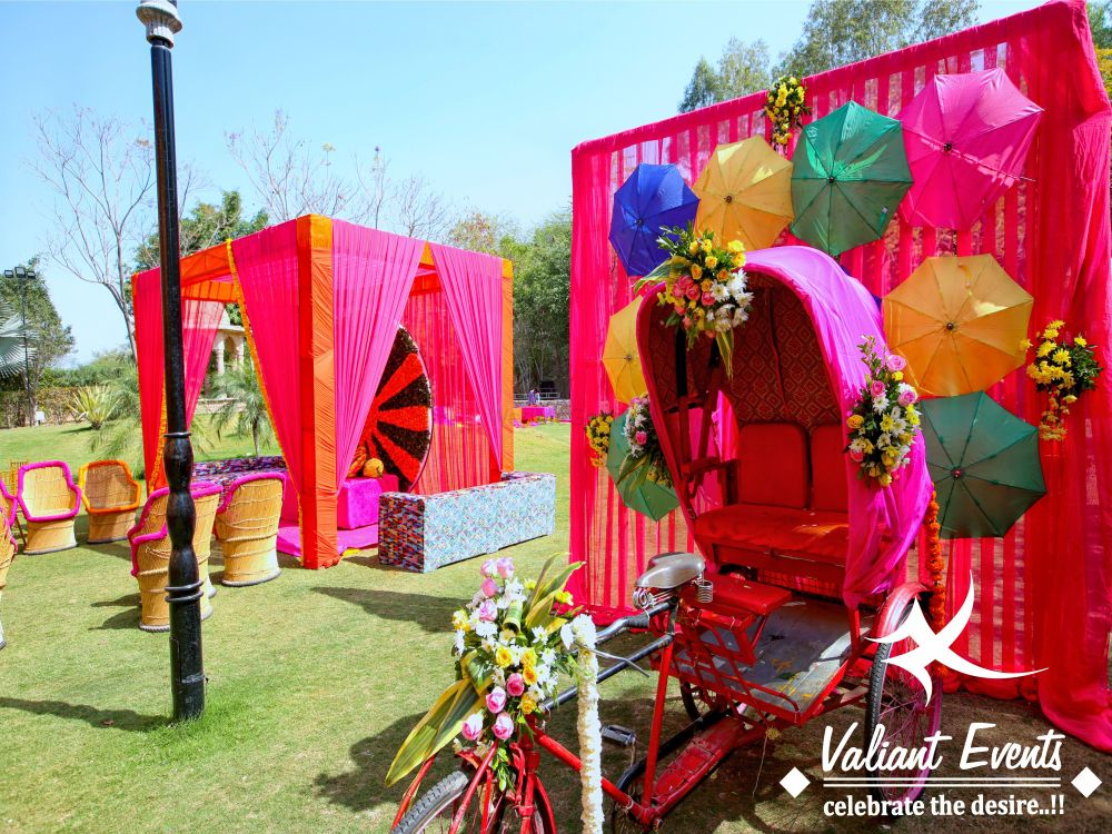 Photo From Mehndi Udaipur - By Valiant Events