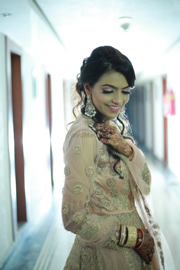 Photo From Bridal look 2 - By Pristine Makeovers