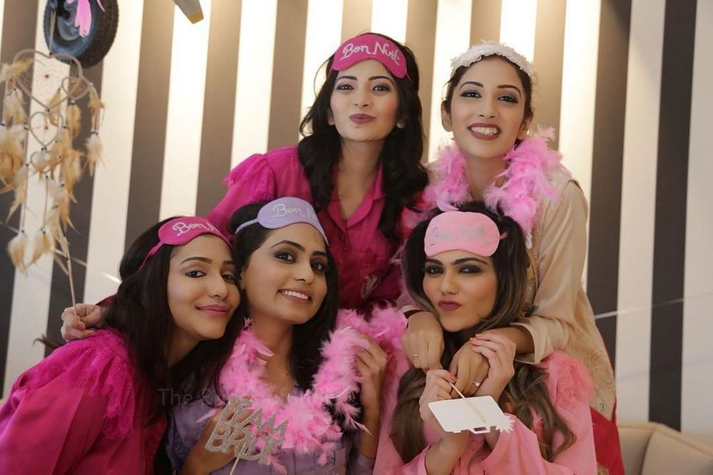 Photo of Fun bridesmaids shoot with bride!