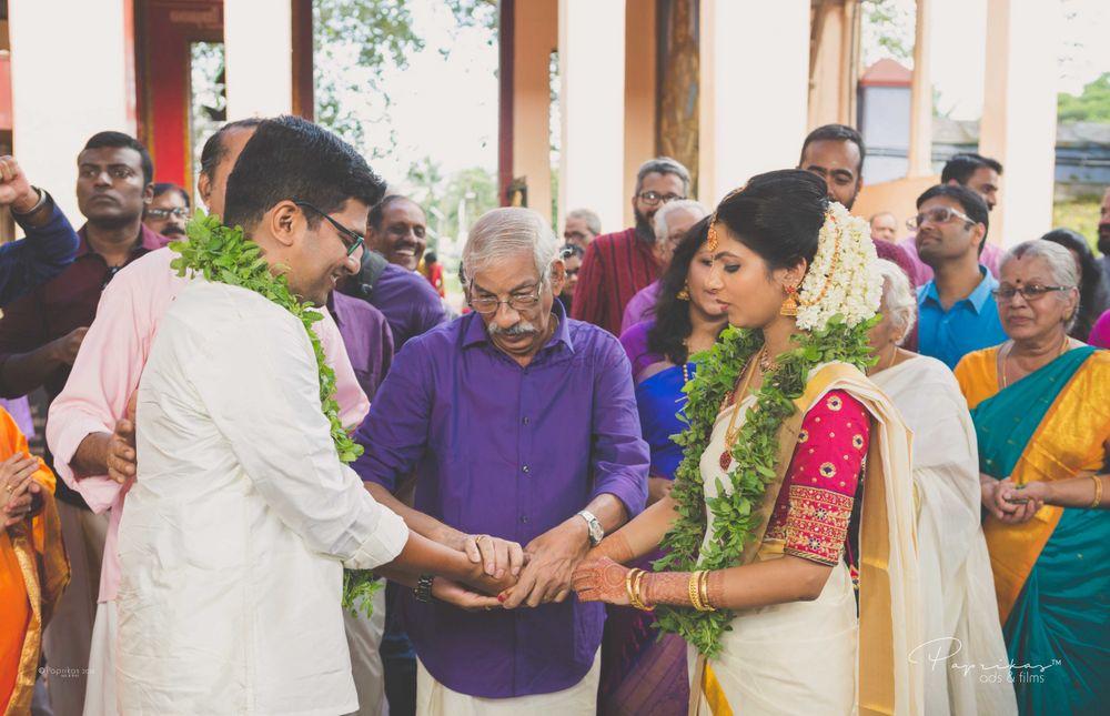 Photo From Aparna + Sabariesh Hindu Traditional Wedding - By Paprikas Ads & Films