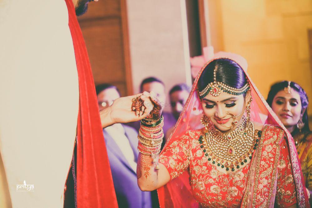 Photo From Sakshi & Sajal - Radison Dwarka - By Pritya Arts By Aditya Wadhwa