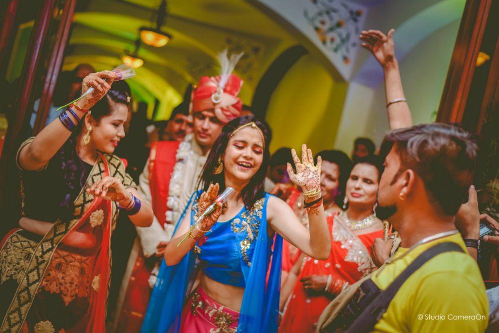 Photo From Ankur + Saloni ~ Wedding - By Studio Cameraon