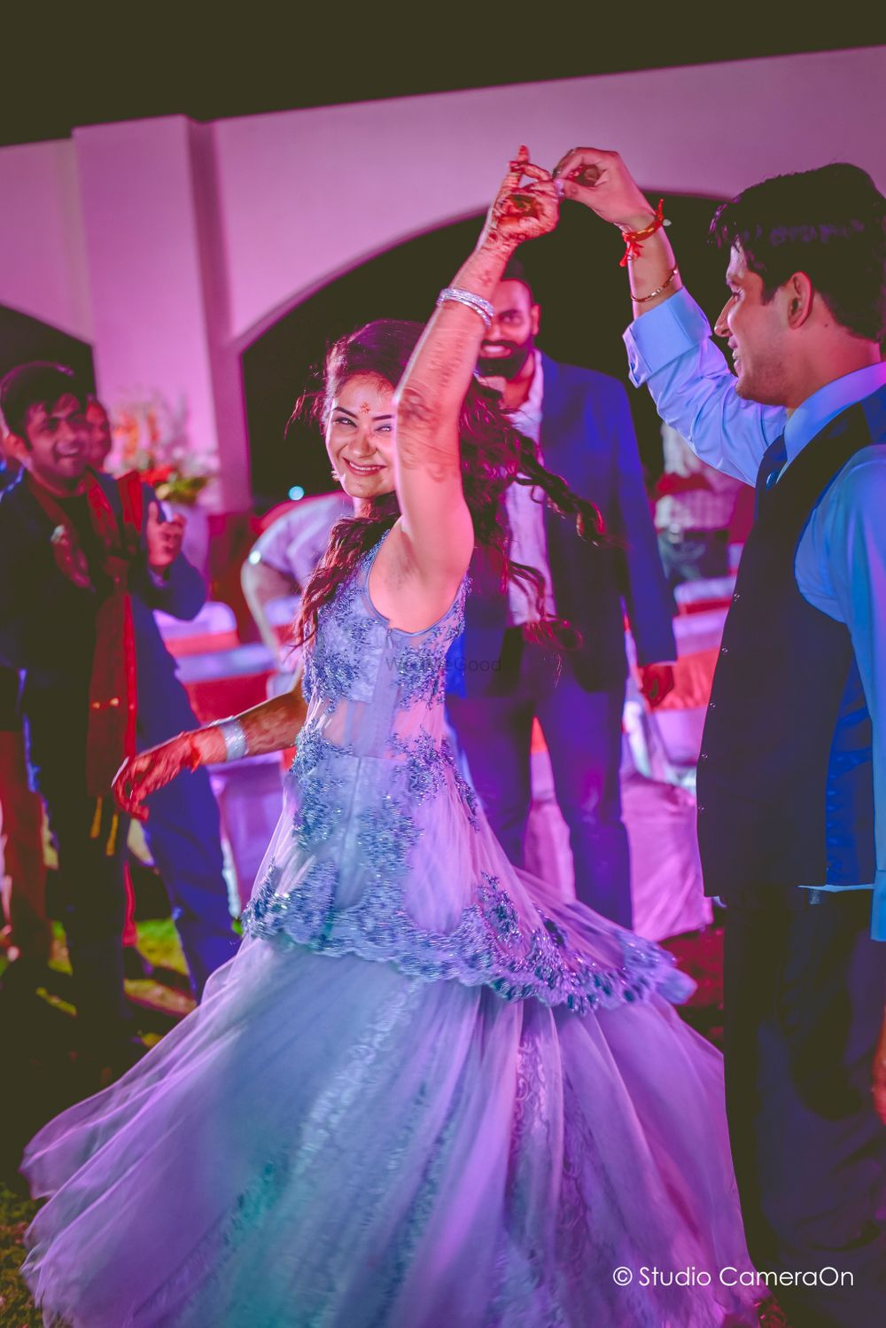 Photo From Ankur + Saloni ~ Wedding - By Studio Cameraon