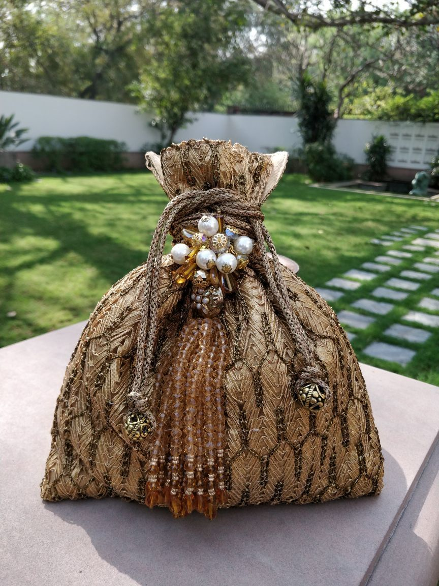 Photo From Potli Bags - By Natural Shoppe
