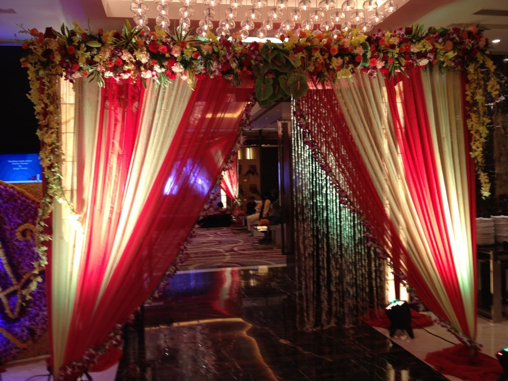 Photo From Traditional - Red & Gold setup - By Eventalya