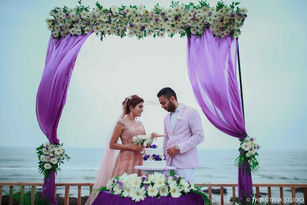 Photo From Vibhu x Ankit Goa Wedding - By Think Tank Studio