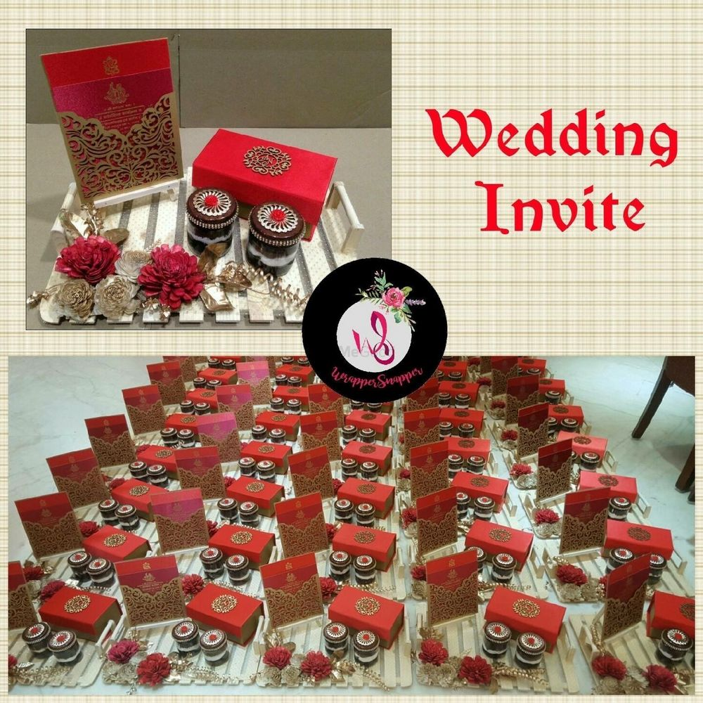 Photo From INVITATIONS - By Wrapper Snappers