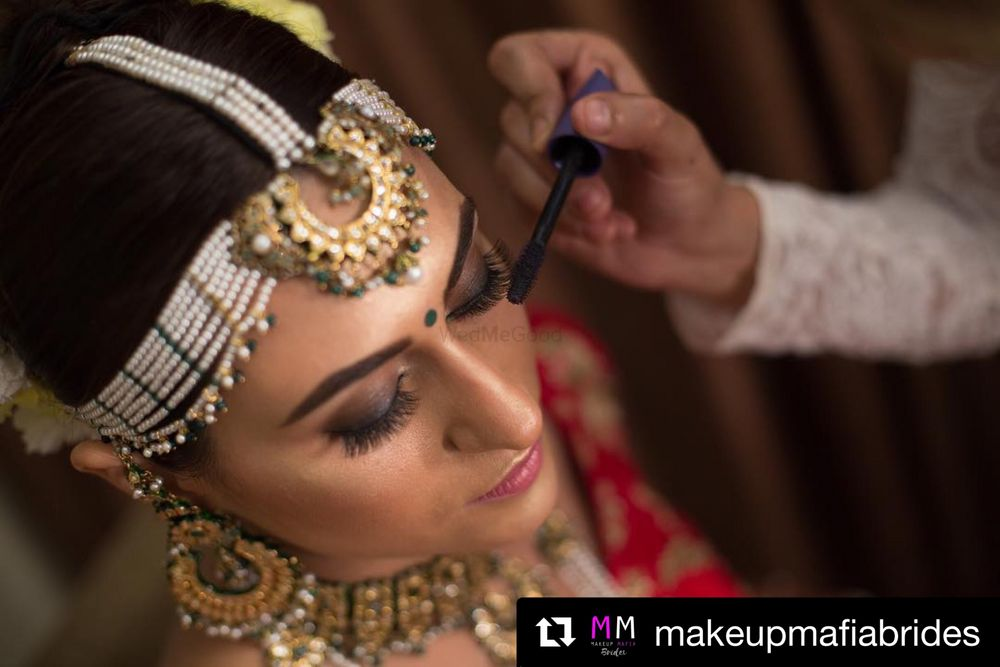 Photo From Richa's Makeup Diaries - By Saloni Arora - Makeup Mafia