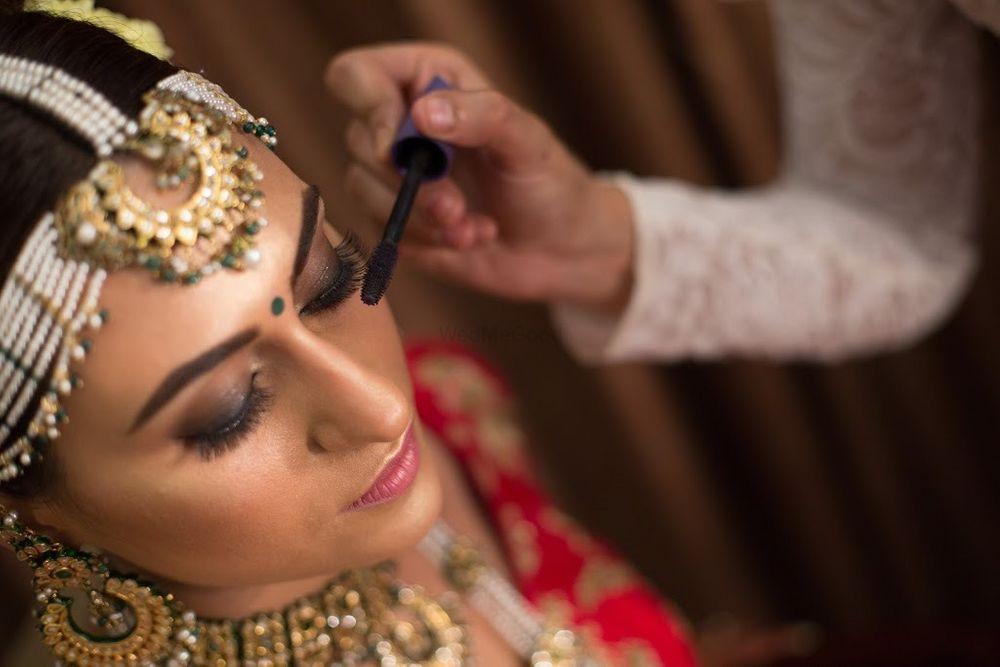 Photo From Richa's Makeup Diaries - By Saloni Arora - Makeup Mafia