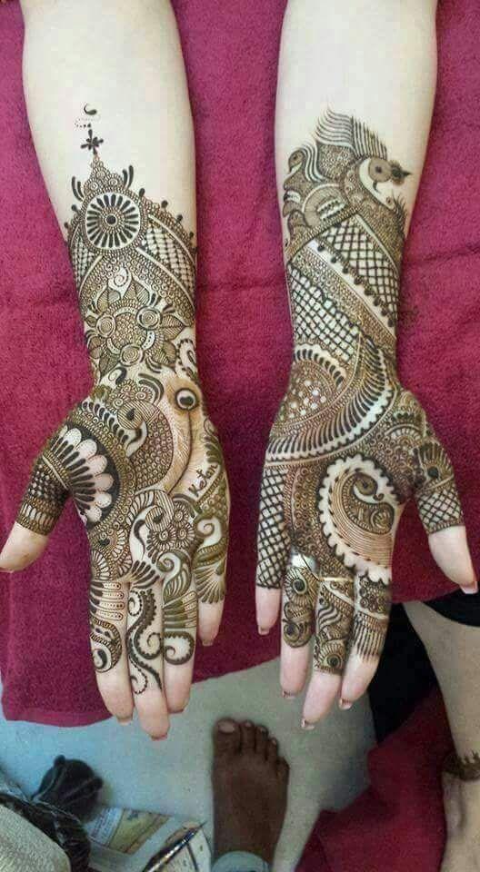 Photo From bridal mehndi - By Krishna Mehndi Art Hyderabad