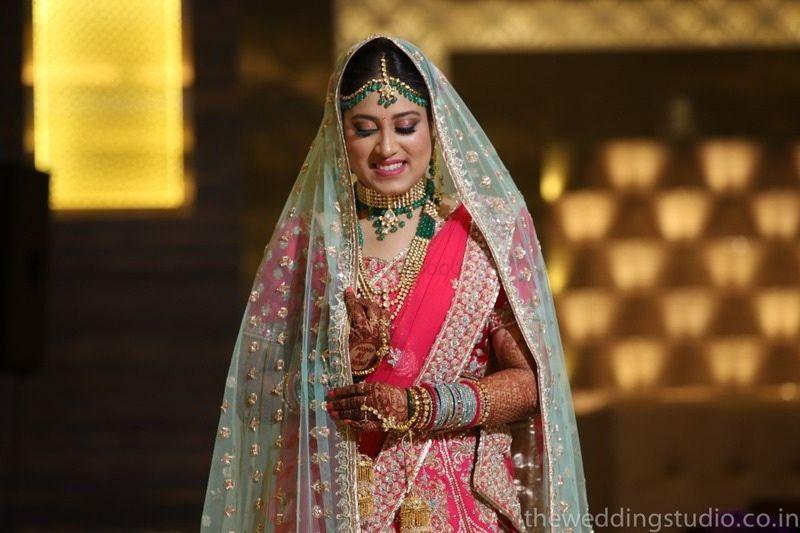 Photo From Bride Prerna  - By Sakshi Sagar Studio