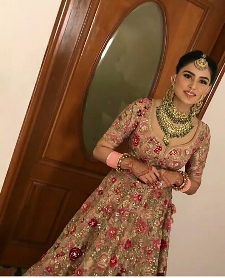 Photo From Aastha bridal mehendi ceremony at JAPYPEE palace and resorts at Agra on 20 th july 2018 - By Shalini Mehendi Artist