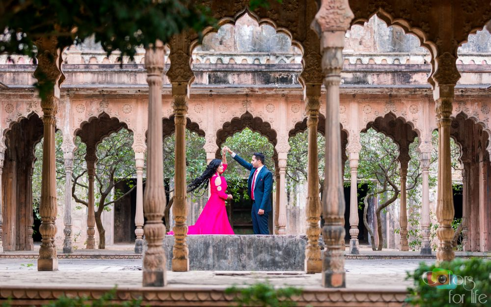 Photo From Swati & Darshan - By Colors For Life