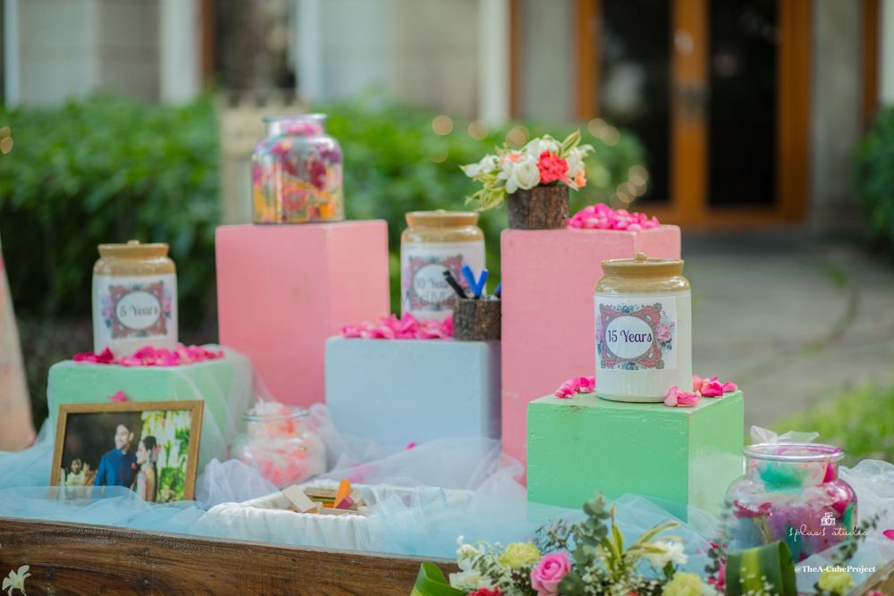 Photo From Floral Sorbet - By The A-Cube Project