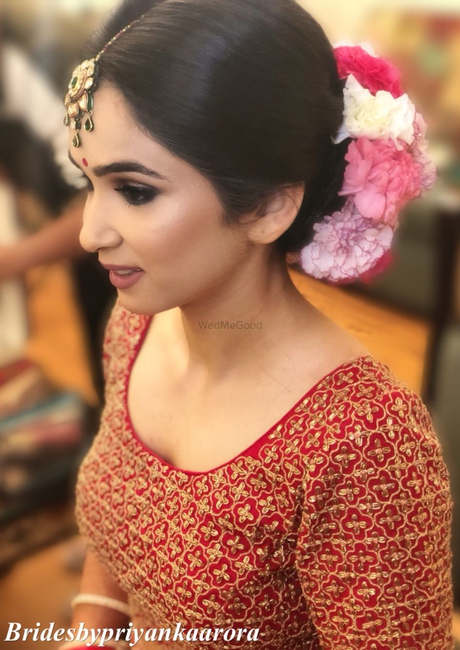 Photo From Bridal makeup  - By Priyanka Gogia Makeup