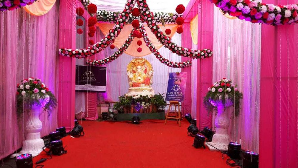 Photo From Royal Wedding - By Exotica- The Ambience Decorators & Event Management