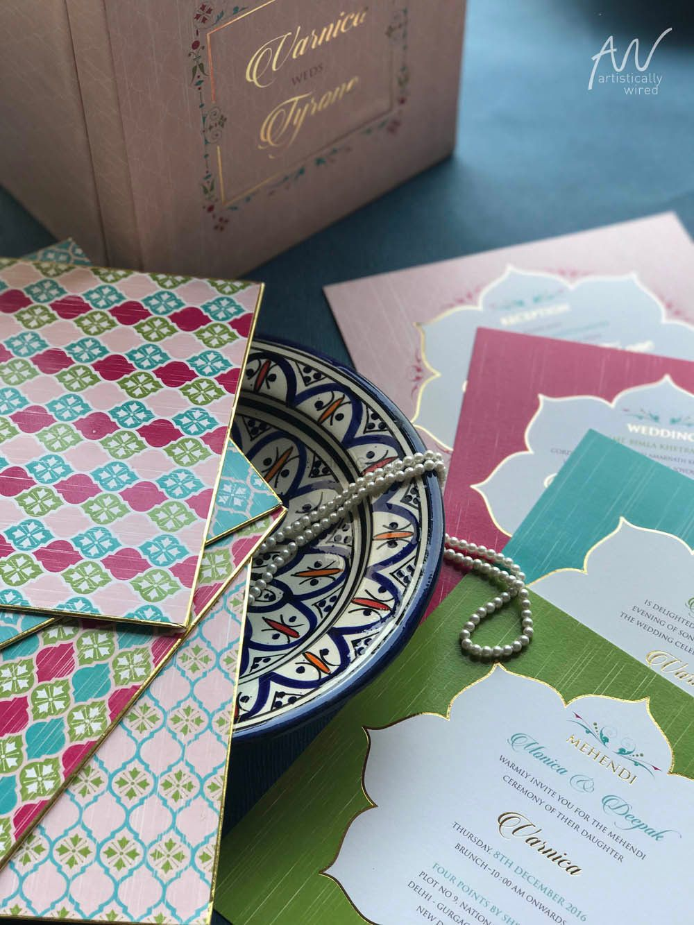 Photo From Moroccan Patterns - By Artistically Wired