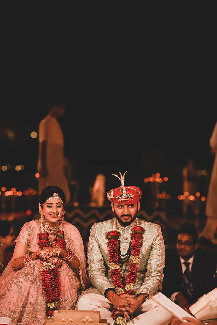 Photo From The Wedding : Kanupriya Weds Dhruva - By Lensomaniya Photography