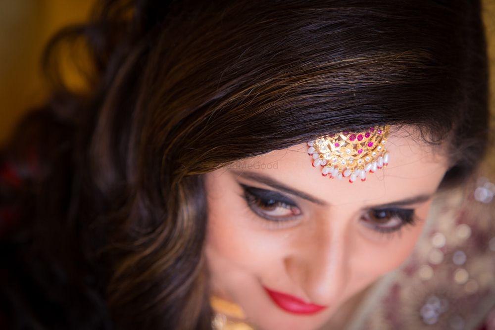 Photo From Muneeza's Makeup Diaries - By Saloni Arora - Makeup Mafia