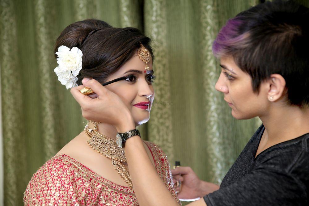 Photo From Saloni's Makeup Diaries - By Saloni Arora - Makeup Mafia