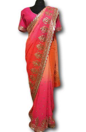 Photo of Gota patti saree