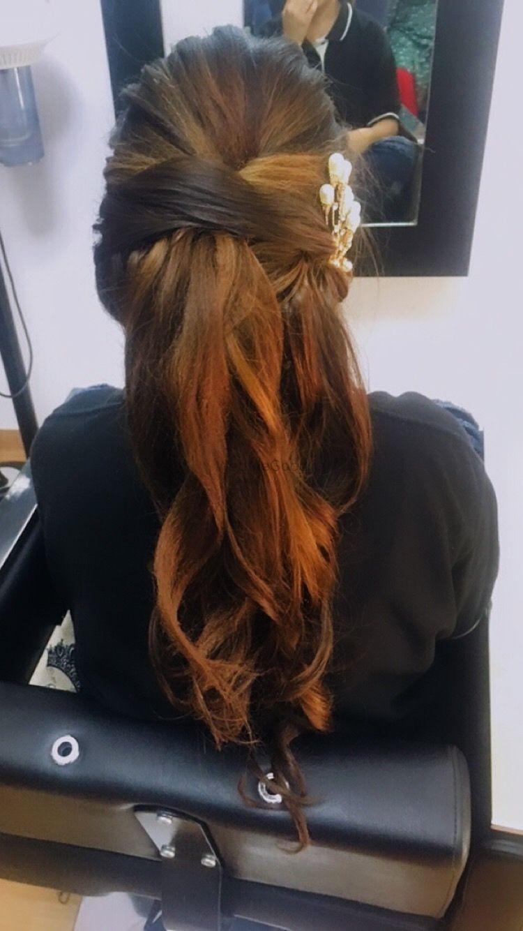 Photo From Hairdo - By Saura Salon
