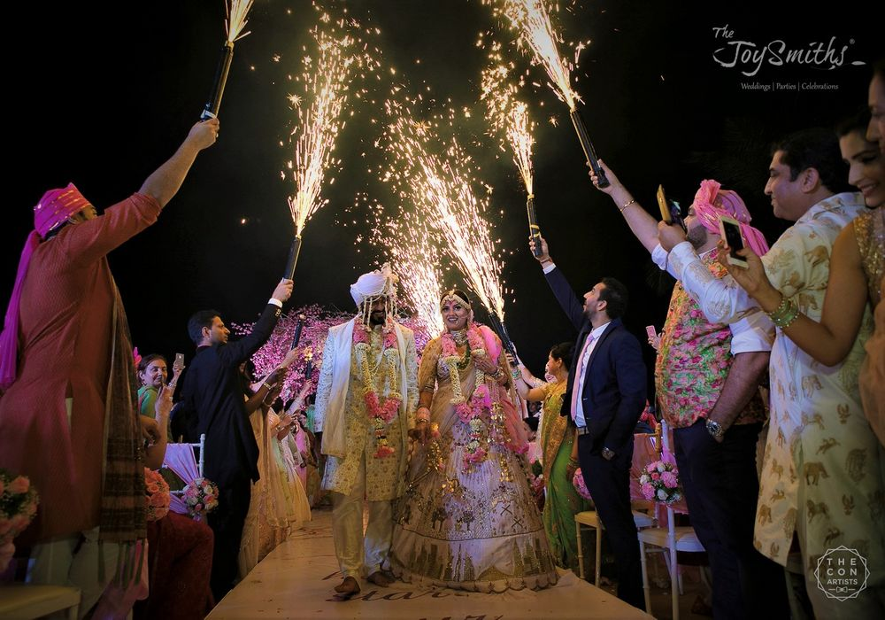Photo From Khushboo and Arjun : A Beachy Affair! - By The JoySmiths