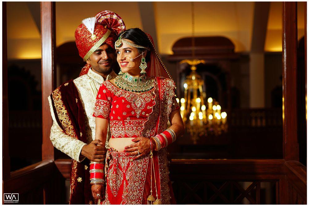 Photo From PANKAJ & KRITIKA - By Wedding Art