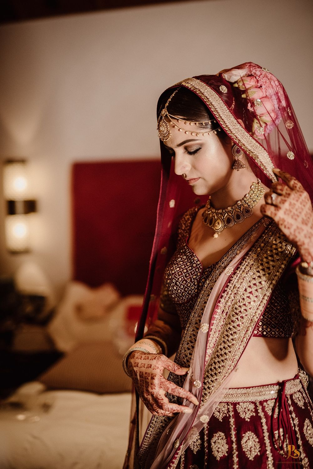 Photo From Ritika's wedding  - By Makeovers By Sukanya
