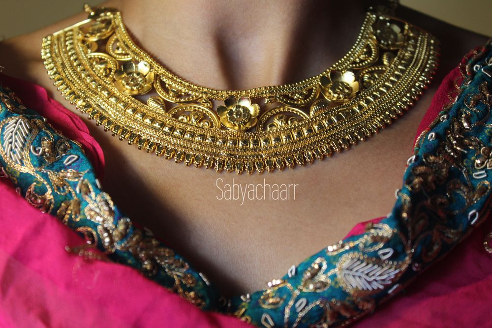 Photo From Gold plated  - By Sabyachaarr