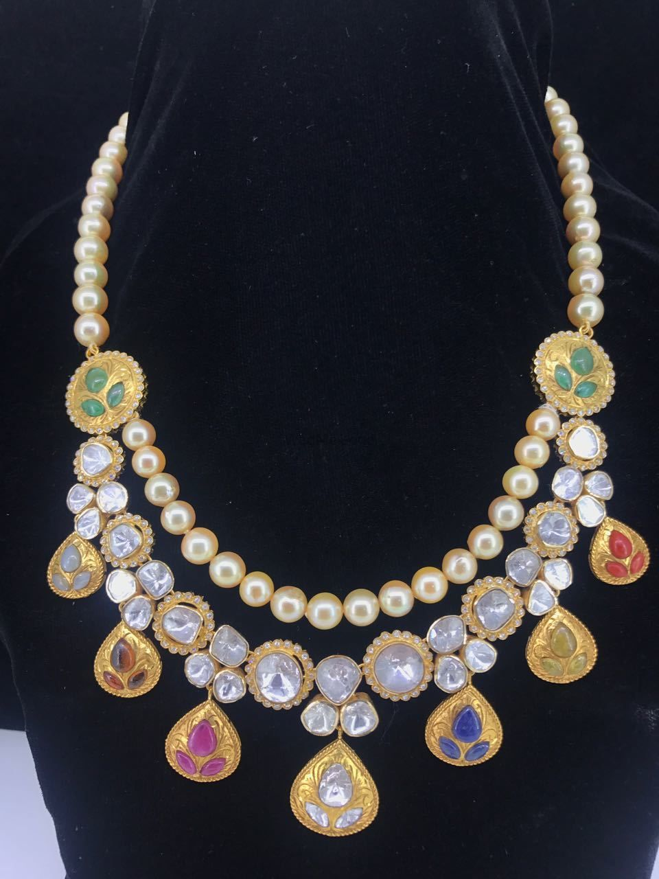 Photo From long necklaces - By P. A. Shah Jewellers