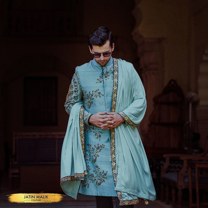 Photo From Sherwani - By Jatin Malik Couture
