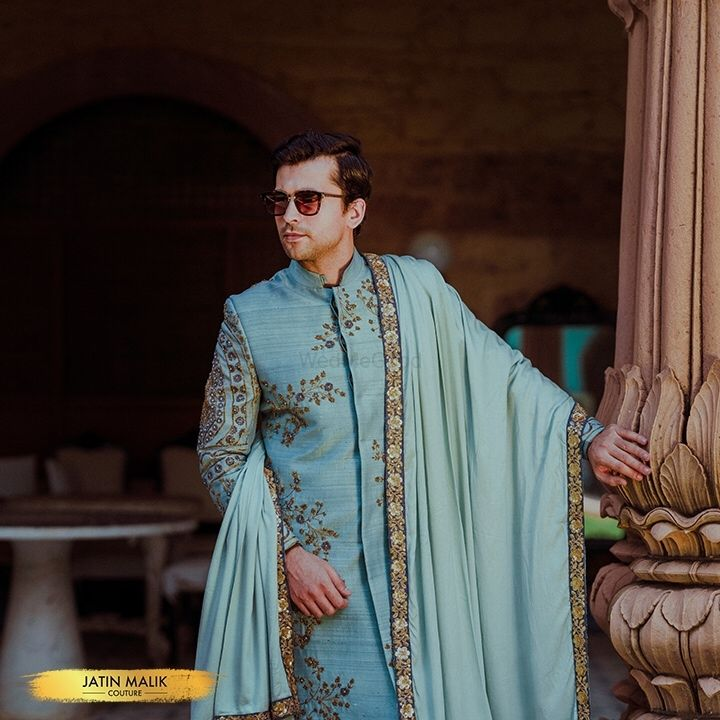 Photo From Sherwani - By Jatin Malik Couture