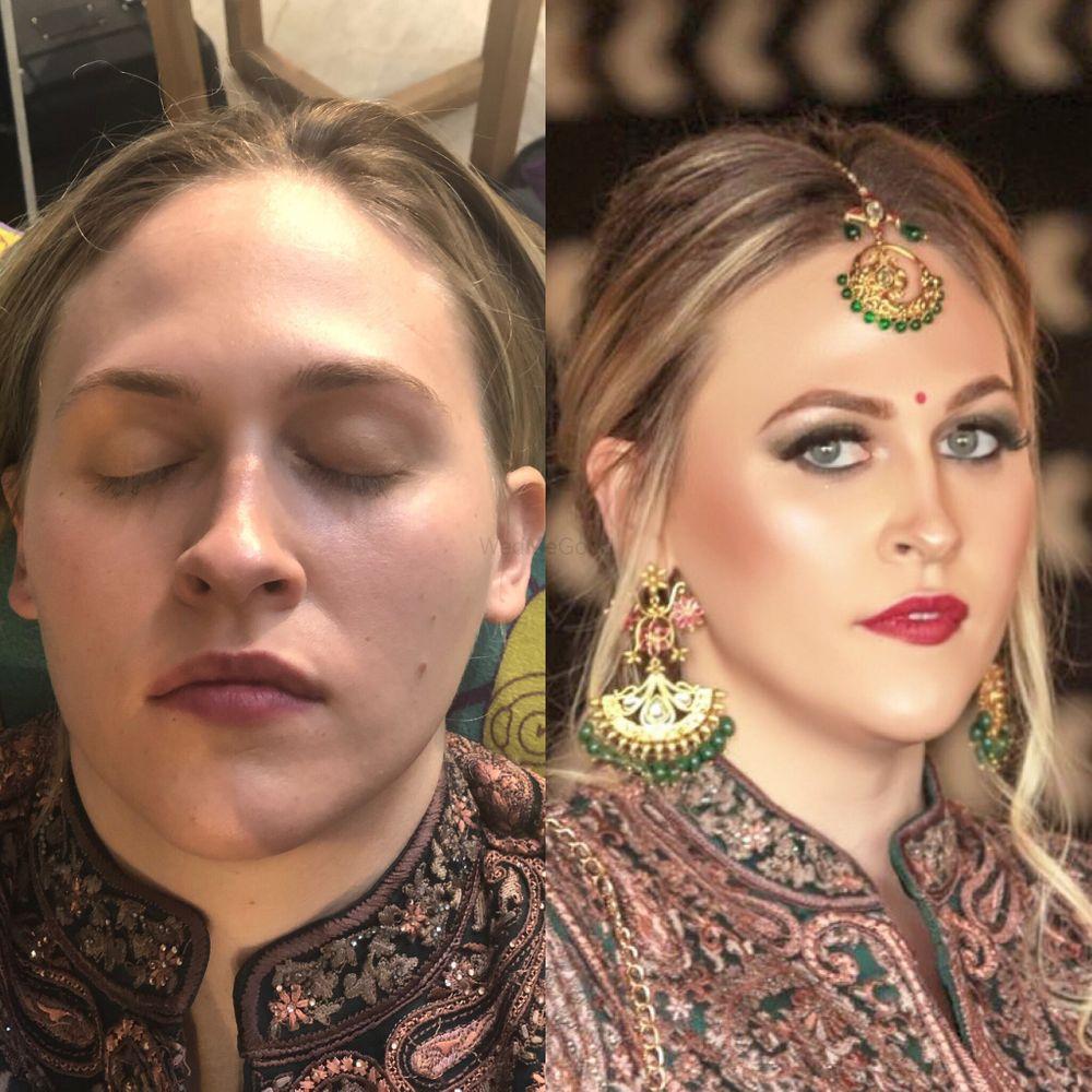 Photo From Transformations - By Saloni Arora - Makeup Mafia