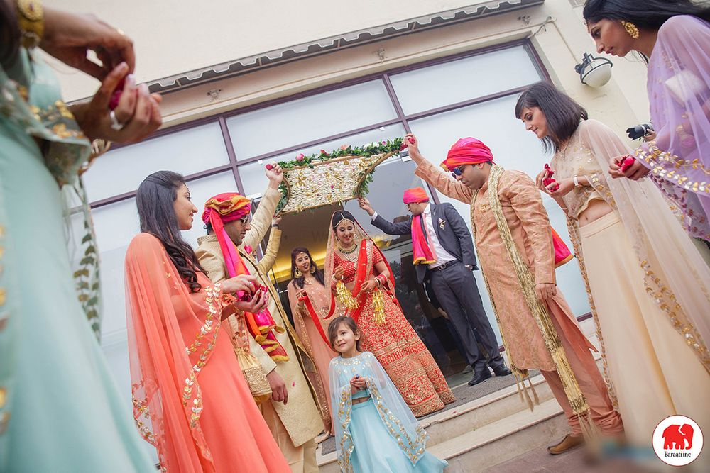 Photo From Anahita + Rohan - By Baraati Inc