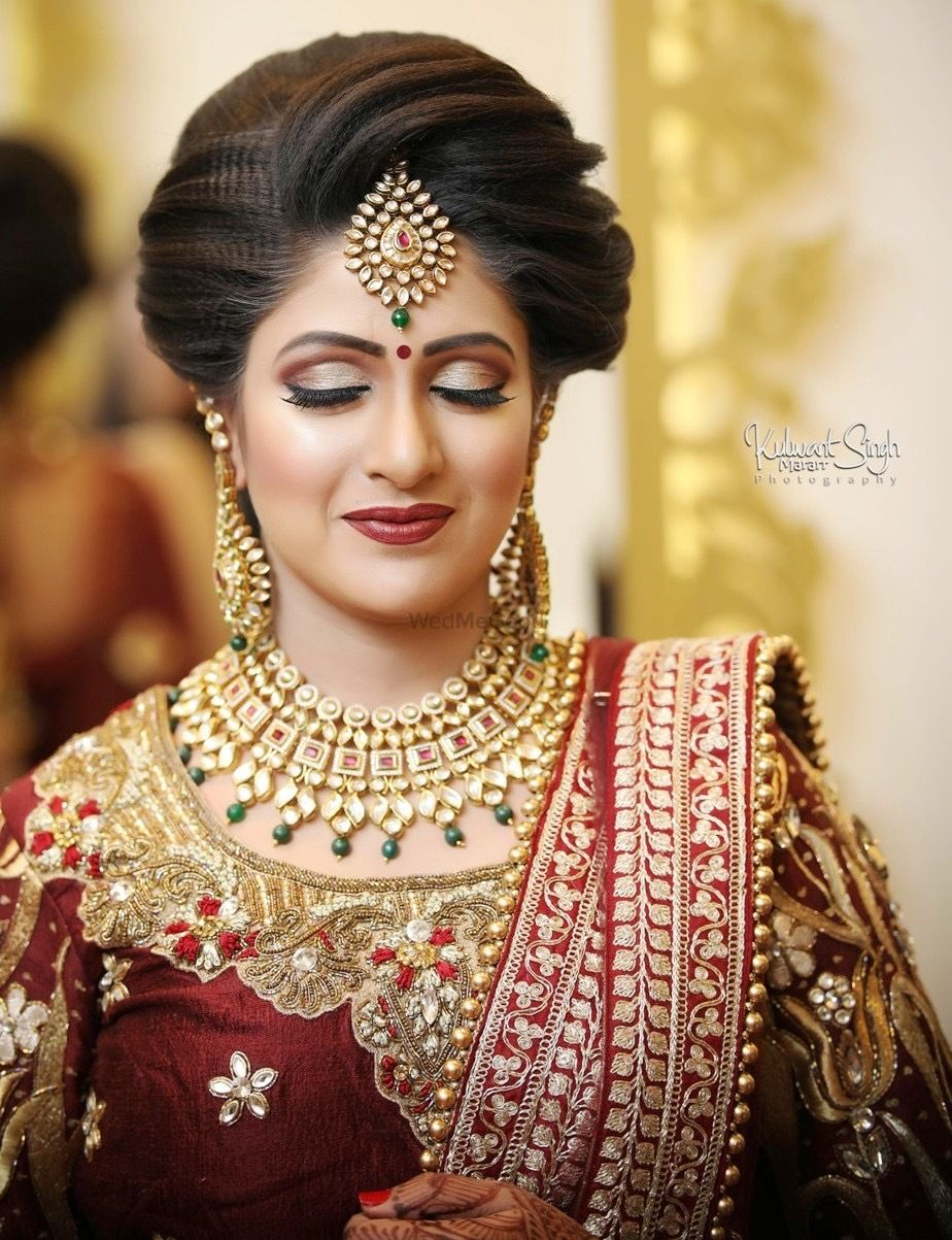 Photo From Bridals - By Headmasters Ludhiana Salon and Spa