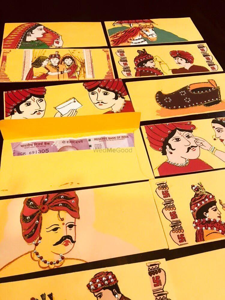Photo From Shagun Envelope - By Handicraft Halt