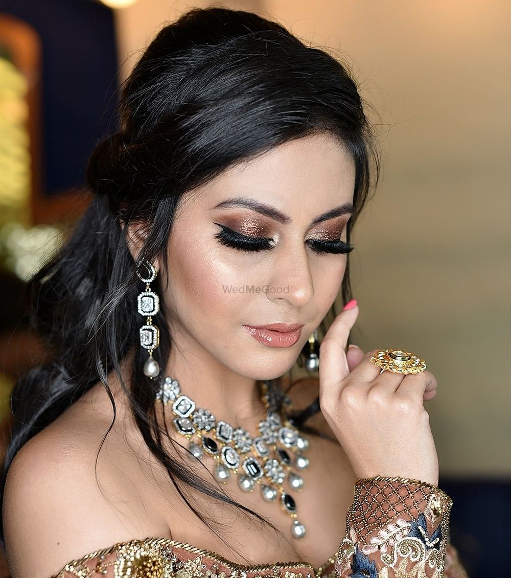 Photo From Airbrush Makeup - By Tanya Arora Makeovers