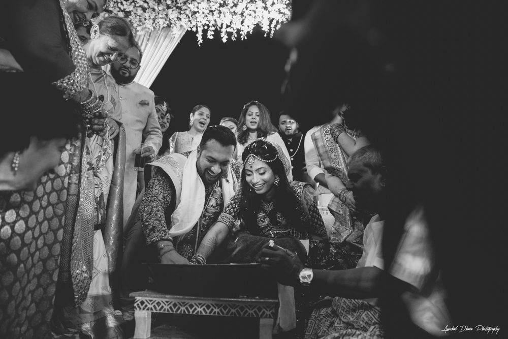 Photo From Sonam and Shyamal - By Aanchal Dhara Photography