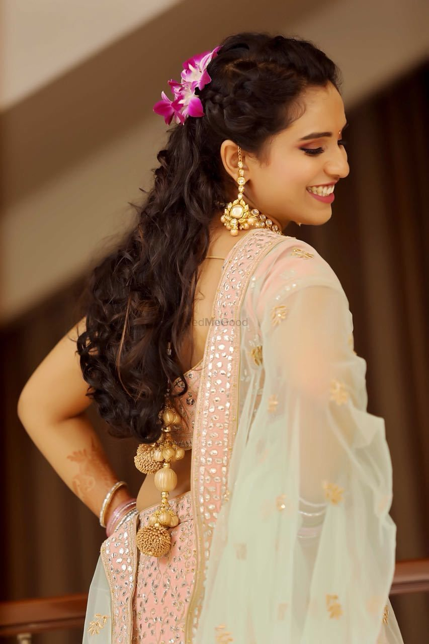 Photo From Arushi's Engagement - By Wedsta Diamond Package