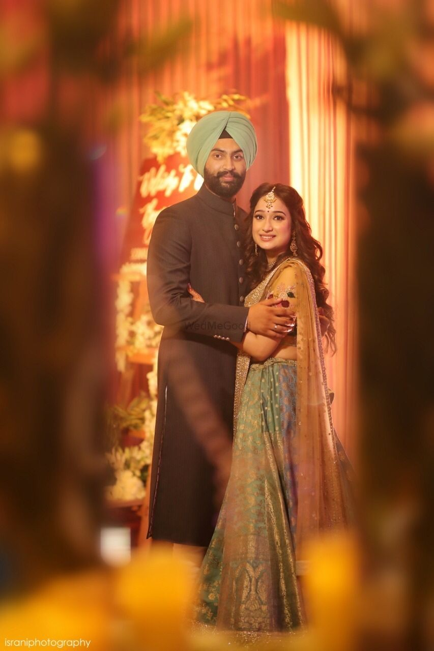 Photo From Sonali & Gurmukh, Ludhiana (Engagement) - By Doll You Up By S
