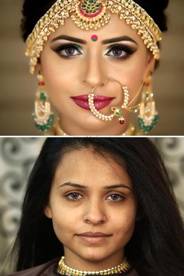 Photo From bridal Airbrush makeup  - By Makeup Mistress