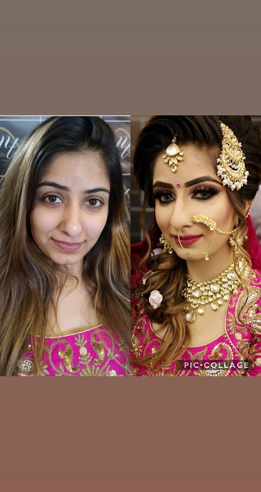 Photo From Bridal - By Makeup by Nidhi Thukral