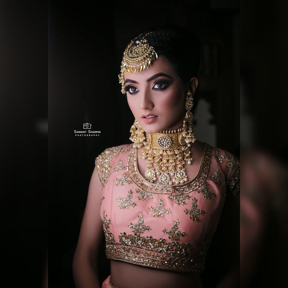 Photo From simran bride - By Kamna Sharma
