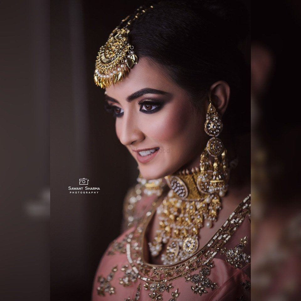 Photo From simran bride - By Kamna Sharma